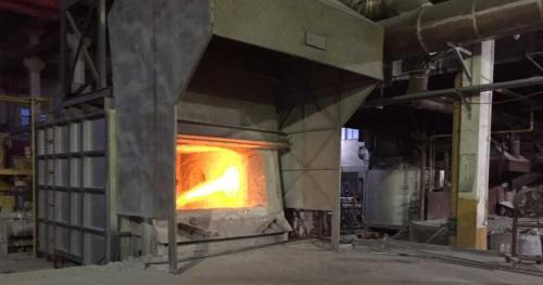 熔铝炉耐火材料